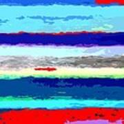 Rainbow 5 Art Print