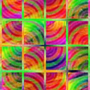 Rainbow Bliss 3 - Over The Rainbow V Art Print