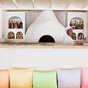 Rainbow Chef Art Print