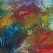 Rainbow Dreams By Madart Art Print