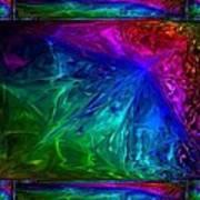 Rainbow Fantasy Art Print