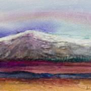 Rainbow Sky In Alaska Art Print by Anais DelaVega