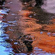 Raindrops 29412 Art Print