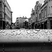 Raindrops Art Print