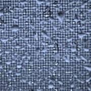 Raindrops On Window IIi Art Print