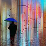 Rainman - Parallels Of Time Art Print