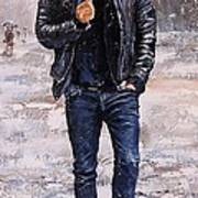 Rainy Day #23 Art Print by Emerico Imre Toth