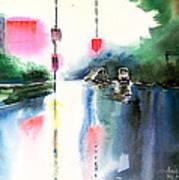 Rainy Day New Art Print