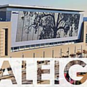 Raleigh At The Shimmer Tree Art Print