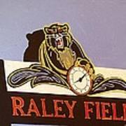 Raley Field Art Print
