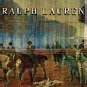Ralph Lauren Art Print