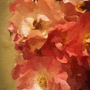 Ramblin Rose Memories Art Print