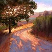 Ranch Road Art Print