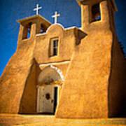 Ranchos Church Xxx Art Print