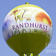 Randhurst Water Tower Art Print