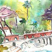 Rapallo In Italy 03 Art Print