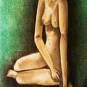 Raped And Torn Art Print