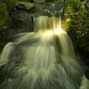 Rapid Waterfall Art Print