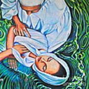 Rappahannock Baptism-900 Art Print