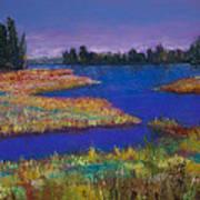 Raquette Lake Art Print