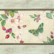 Raspberry Bliss Art Print