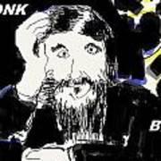 Rasputin Art Print