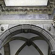Rathaus Arch Art Print