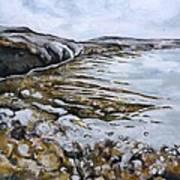 Ravenscar I Art Print