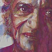 Ravi Shankar- Rabinda Shankar Chowdhury Art Print