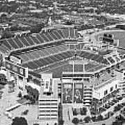 Raymond James Stadium Tampa Art Print