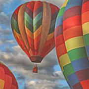 Readington Balloon Fest Media Launch 13 Art Print