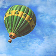 Readington Balloon Fest Media Launch 30 Art Print by Pat Abbott