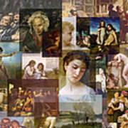 Realism 1850s To 1890s Art Print