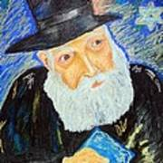 Rebbe's World  Art Print