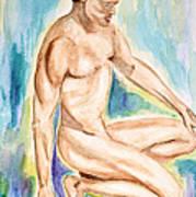 Rebirth Of Apollo Art Print