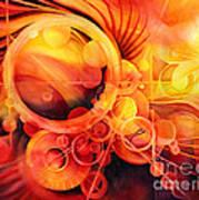 Rebirth - Phoenix Art Print