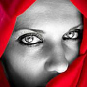Red Dream Art Print