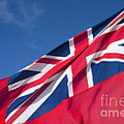Red Ensign Art Print