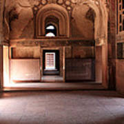 Red Fort Agra India Art Print
