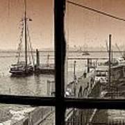 Red Hook Window Art Print