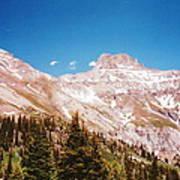 Red Mountain Pass Art Print