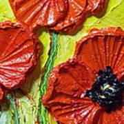 Red Poppies II Art Print