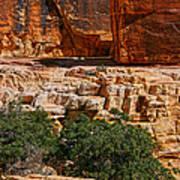Red Rock Canyon 3 Art Print