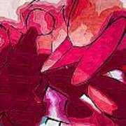 Red Tubes Art Print