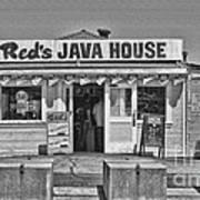 Red's Java House San Francisco By Diana Sainz Art Print