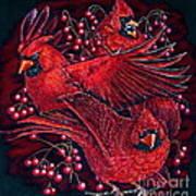 Reds Art Print