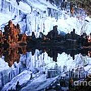 Reed Flute Cave Guillin China Art Print