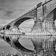 Reflecting Fernbridge Art Print