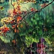 Reflection Of Autumn Art Print