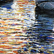 Reflections of CYC Art Print